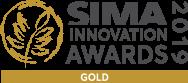 Logo SIMA INNOVATION AWARDS 2019 GOLD